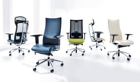 Fotel gabinetowy Action PROFIM