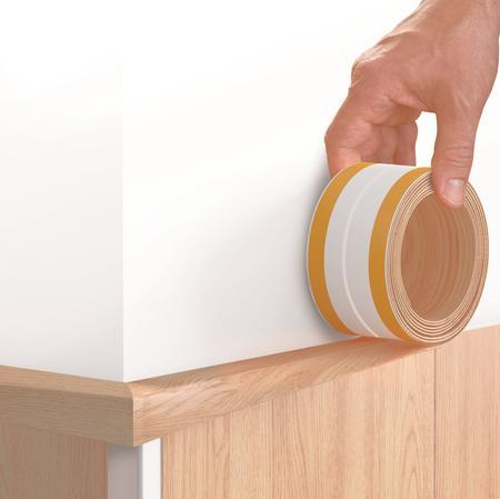 Elastyczny profil do wykończenia paneli dekoracyjnych Finish Flex CEZAR