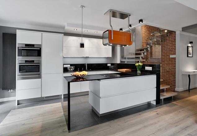 Zobacz Galerie Zdjec Dwukolorowe Meble Kuchenne Aranzacje Kuchni Z