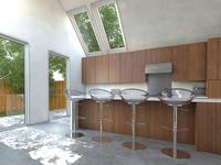 Jak urządzić kuchnię? Drewniana kuchnia - styl minimalistyczny