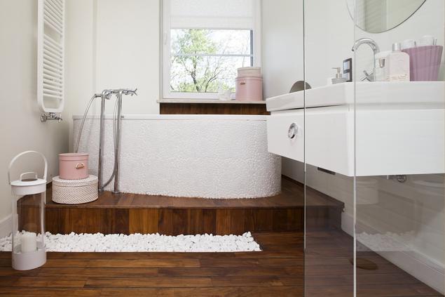 Zobacz Galerię Zdjęć łazienka Z Wanną I Prysznicem Styl
