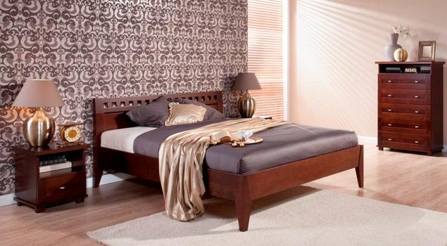 Łóżka do sypialni Lissy Ambasador