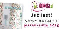 Nowy katalog on-line Dekorii - jesień-zima 2015/2016