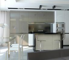 Wyspa w kuchni. Aranżacja nowoczesnego wnętrza