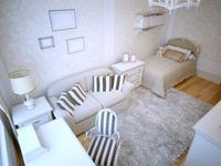 Pokój dla dziecka - pomysł na wnętrze