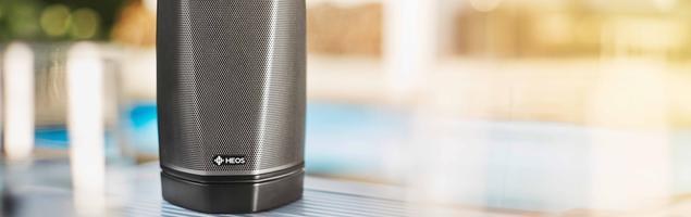 Muzyka z bezprzewodowych głośników w systemie multiroom audio HEOS by Denon