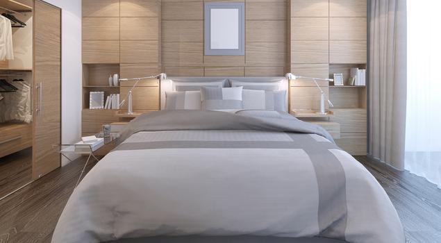 Malutka sypialnia