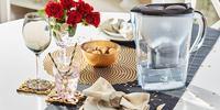 Magia dodatków w stylu glamour: aranżacja kuchni
