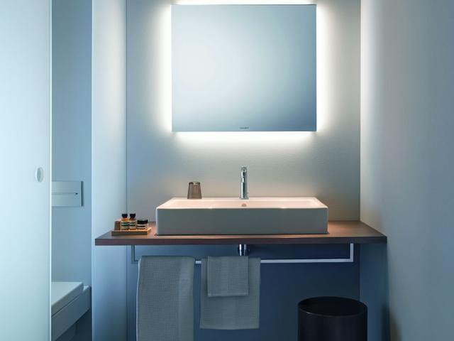 Oświetlenie łazienki Lustra Podświetlane Led Stronywnetrza