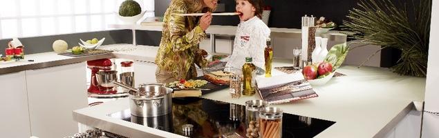 Kuchnia nowoczesnej mamy