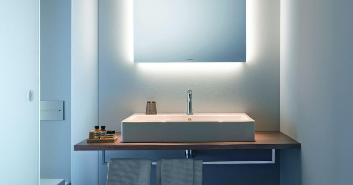 Designer Bathroom Mirror